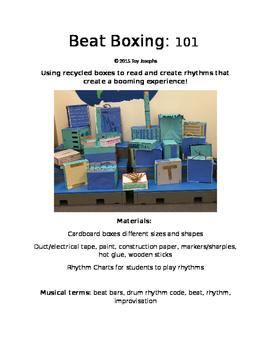 Beat Boxing 101