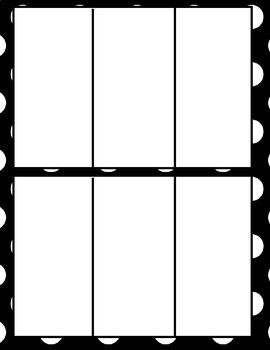 Beat Cards for Preparing, Presenting, and Practicing 6/8 Rhythm Patterns