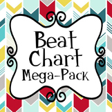 Beat Chart Mega-Pack {80+ pages!}