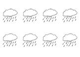 Beat Chart for Rain Rain