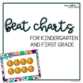 Beat Charts: Kindergarten and First Grade