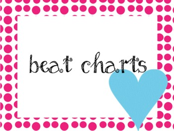 Beat Charts for the Kodaly Classroom