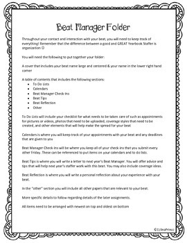 Beat Manager Folder Assignment