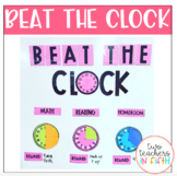 Beat The Clock: Classroom Management System