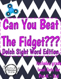 Beat The Fidget [Dolch Sight Word Edition]