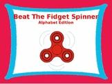 Beat The Fidget Spinner Alphabet Edition