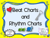Beat and Rhythm Charts for Songs and Chants