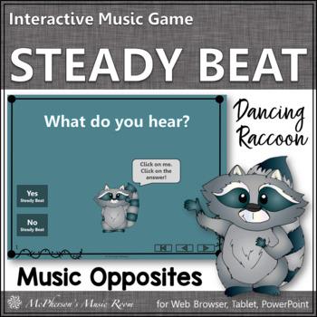 Beat or No Beat - Interactive Music Game {raccoon}