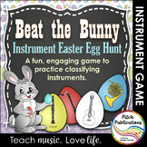 Instruments of the Orchestra Easter Egg Game - Beat the Bunny!