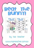 'Beat the Bunny' Sight word game