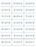 Beat the Calculator Cards Set 3