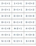 Beat the Calculator Cards