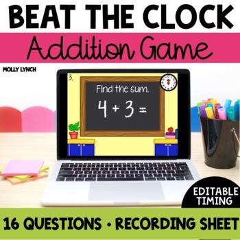 Beat the Clock: Addition