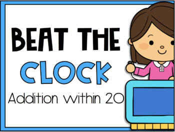 Beat the Clock: Addition within 20