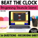Beat the Clock Beginning Sounds