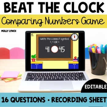 Beat the Clock: Comparing Numbers