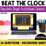 Beat the Clock: Double Digit Addition