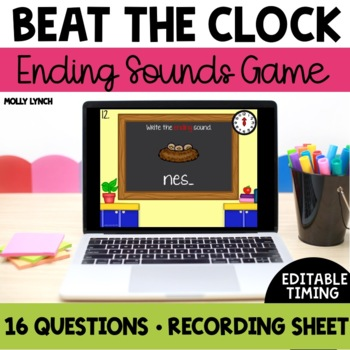 Beat the Clock Ending Sounds