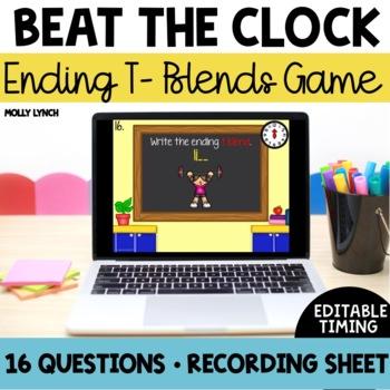 Beat the Clock Ending T-Blends