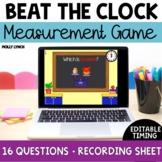Beat the Clock: Measurement