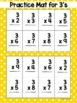 Multiplication Fact Practice - Beat the Clock