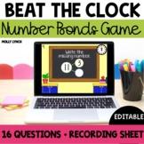 Beat the Clock: Number Bonds