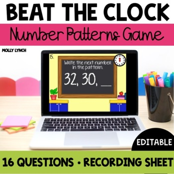 Beat the Clock: Number Patterns