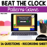 Beat the Clock: Patterns