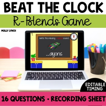 Beat the Clock R-Blends