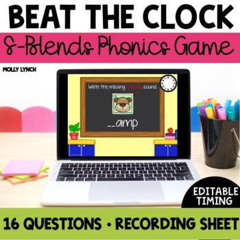 Beat the Clock S-Blends