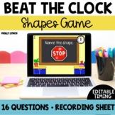 Beat the Clock: Shapes