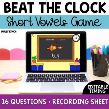 Beat the Clock Short Vowels