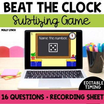 Beat the Clock: Subitizing