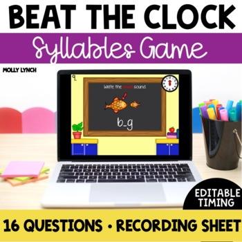 Beat the Clock Syllables