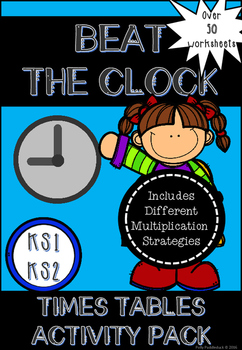 Beat the Clock Times Tables
