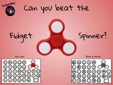 Beat the Fidget Spinner - Articulation