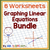 "Math Test Prep Grade 8 ""Beat the FSA"" Mathematics Bundle 2"