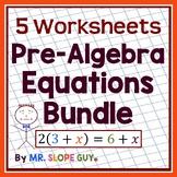 """FSA Math Test Prep Grade 8 """"Beat the F.S.A."""" Mathematics Book 3"""