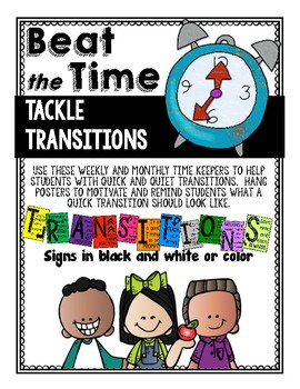Beat the TIME- Tackle Transitions