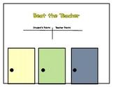 Behavior management teach Class Procedures with engagement