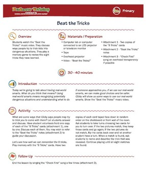 Beat the Tricks! Personal Safety for Kids