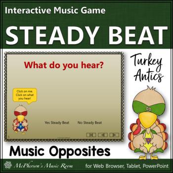 Beat vs No Beat - Interactive Music Game (turkey)