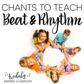 Beat vs. Rhythm: A collection of chants