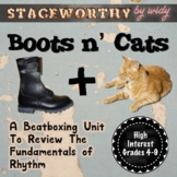 Beatboxing & Rhythm: A 6-lesson Mini-Unit Review For Jr-In
