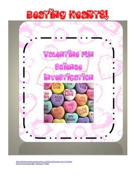 Beating Hearts: A Conversational Heart Valentine Scientific Investigation