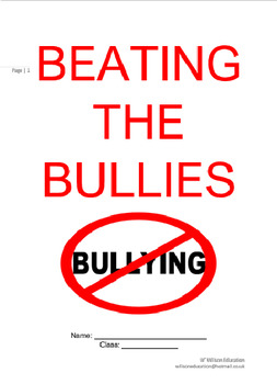 Beating The Bullies