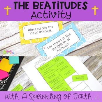 Beatitudes Catholic Resource