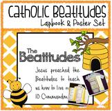 Beatitudes Lapbook and Poster Set (Catholic)