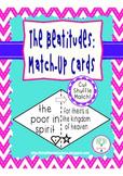 Beatitudes Match-Up Cards