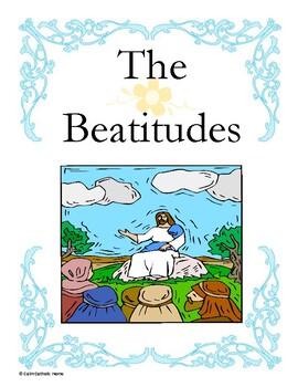 Beatitudes Packet